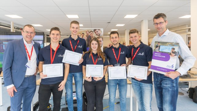Certificaat Smart Technician