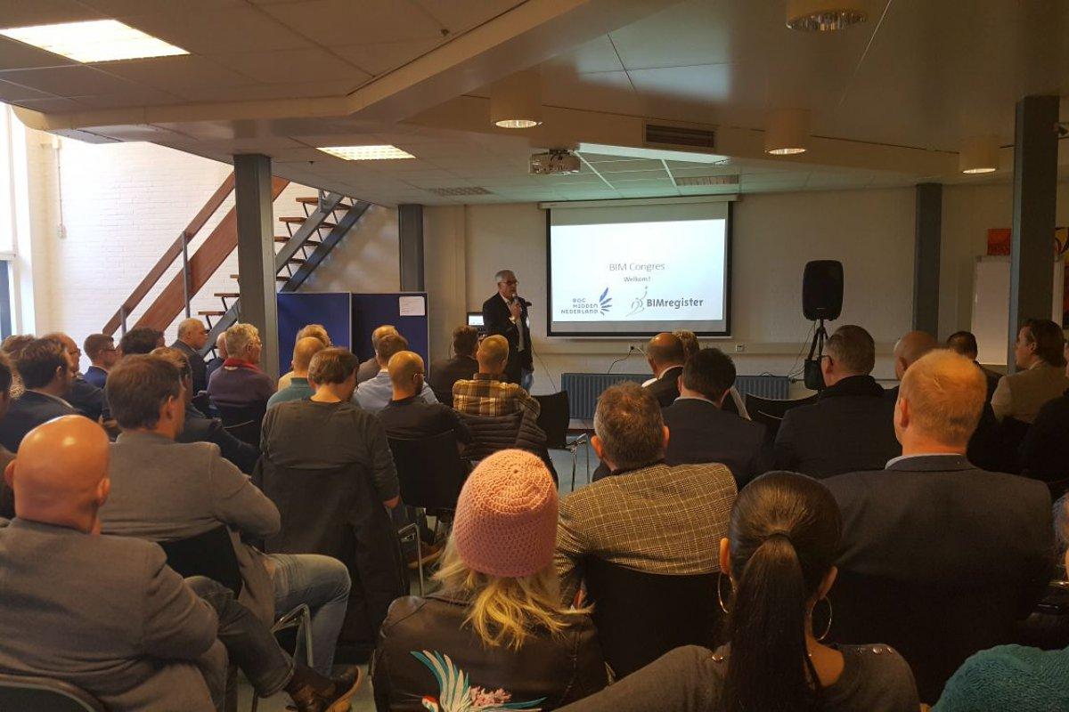 Bim congres bij roc midden nederland roc midden nederland for Interieur opleidingen hbo
