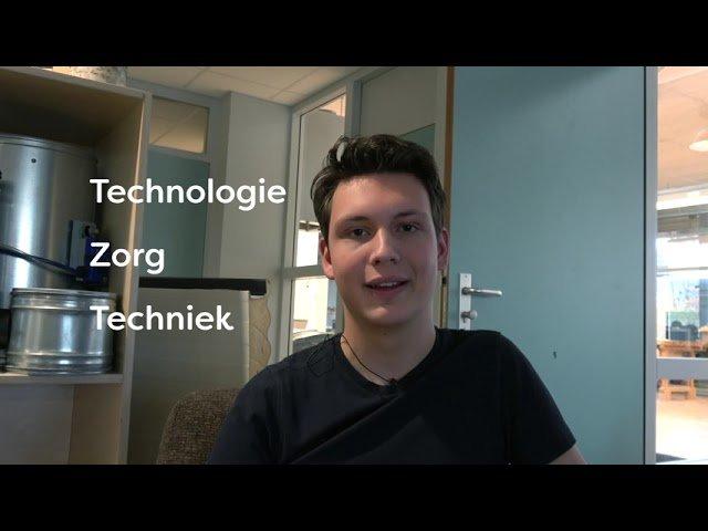 YouTube video - Onze studenten over de opleiding