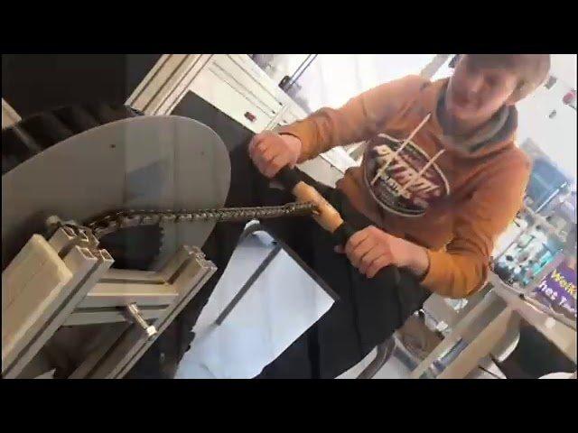 YouTube video - 1.11 Technicus Engineering - Fitnessapparaat