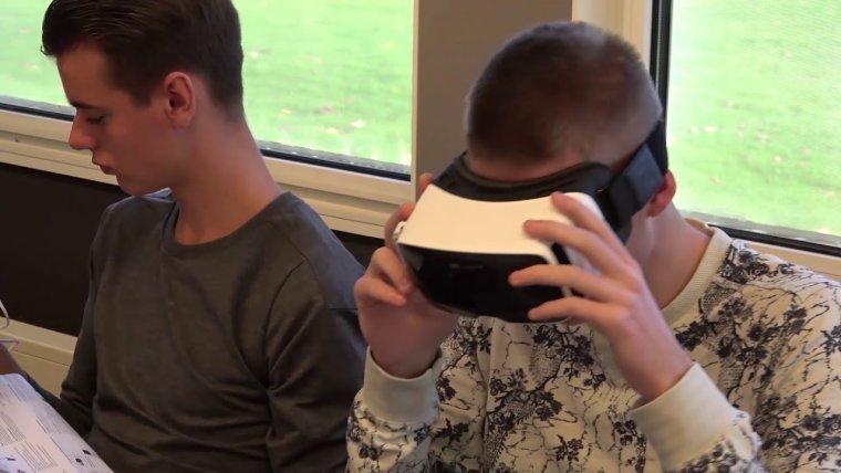 YouTube video - Studenten denken mee over de bedrijven van de toekomst