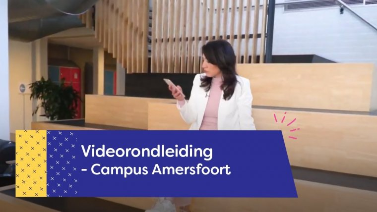 YouTube video - Rondleiding Tech College Amersfoort