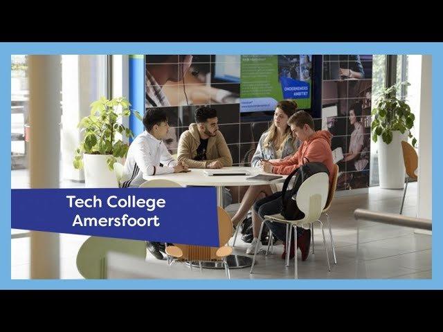 YouTube video - Videopresentatie Tech College Amersfoort