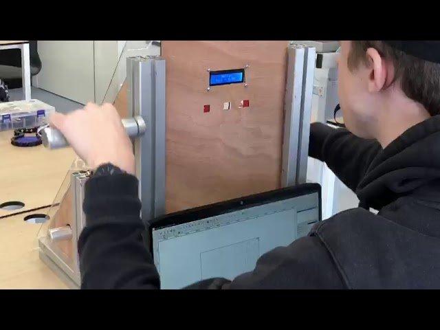 YouTube video - 1.4 Technicus Engineering - Fitnessapparaat